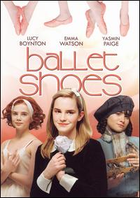 cover: Ballet Shoes (2007)