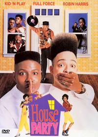 cover: House Party (1990)