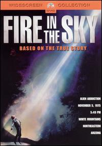 cover: Fire in the Sky (1993)