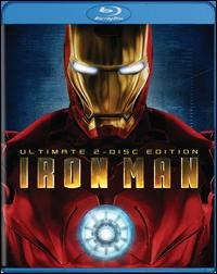 cover: Iron Man (2d-Blu-ray)
