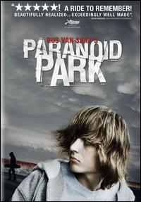 cover: Paranoid Park (2007)