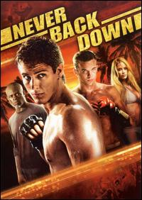 cover: Never Back Down (2008)