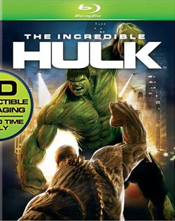 cover: Incredible Hulk, The (Blu-ray-2008)