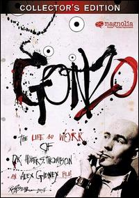 cover: Gonzo: The Life and Work of Dr. Hunter S. Thompson