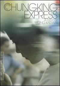 cover: Chungking Express (Criterion)