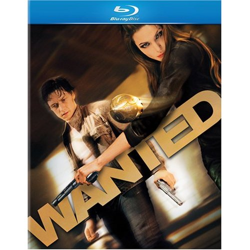 cover: Wanted (2008-Blu-ray)