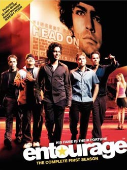 cover: Entourage: 1st Season - d2/2