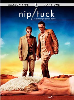 cover: Nip/Tuck: 5th Season, pt1 - d1/5