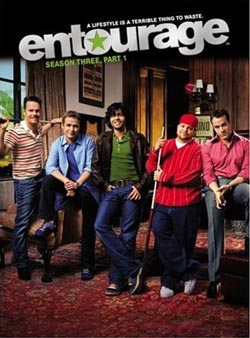 cover: Entourage: 3rd Season, Part 1 - d1/3