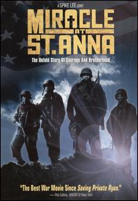 cover: Miracle at St. Anna (2008)