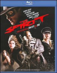 cover: Spirit, The (1d-2008-Blu-ray)