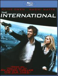 cover: International, The (Blu-ray-2009)