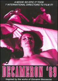 cover: Decameron '69 (1969)