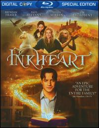 cover: Inkheart (2009-Blu-ray)