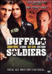 cover: Buffalo Soldiers (2001)