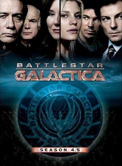 cover: Battlestar Galactica: Season 4.5 - d3/4