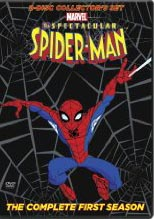 cover: Spectacular Spider-Man, The: 1st Season (2d)