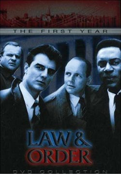 cover: Law & Order: 1st Season - d3-4/6