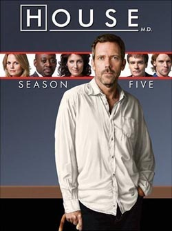 cover: House M.D.: 5th Season - d3/5