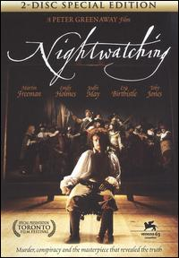 cover: Nightwatching (2d-2007)