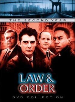 cover: Law & Order: 2nd Season - d1/3