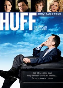 cover: Huff: 1st Season - d3-4/4