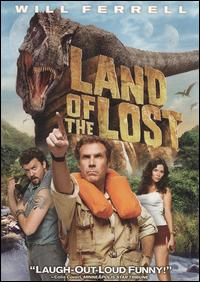 cover: Land of the Lost (2009)
