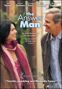 cover: Answer Man, The (2009)