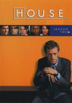 cover: House M.D.: 2nd Season - d1-2/6
