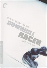 cover: Downhill Racer (1969-Criterion)