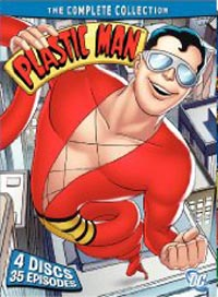 cover: Plastic Man: Complete Collection - d3&4