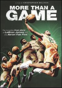 cover: More Than a Game (2009)