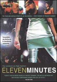 cover: Eleven Minutes (2008)
