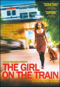 cover: Girl on the Train, The (La Fille du RER)