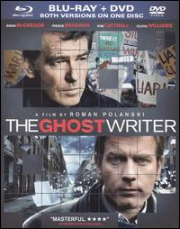 cover: Ghost Writer, The (Blu-ray/DVD combo-2010)