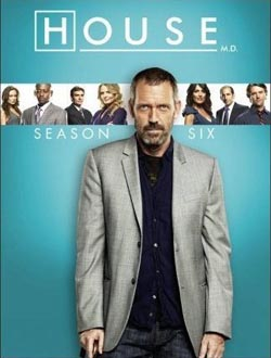 cover: House M.D.: 6th Season - d4-5/5
