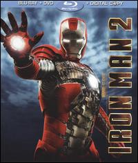 cover: Iron Man 2 (2d-Blu-ray)