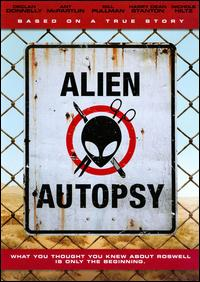 cover: Alien Autopsy (2006)
