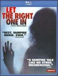 cover: Let the Right One In (Blu-ray)