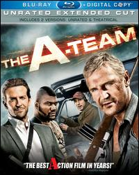 cover: A-Team, The (2010-Blu-ray)