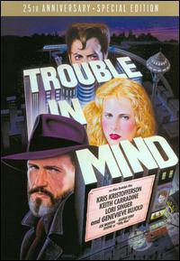 cover: Trouble in Mind (1985)