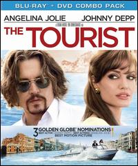 cover: Tourist, The (2010-Blu-ray)
