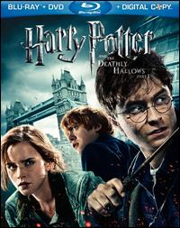 cover: Harry Potter and the Deathly Hallows: Pt.1 (2d-Blu