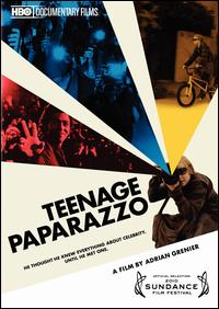 cover: Teenage Paparazzo (2010)