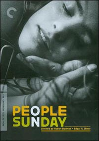 cover: People on Sunday (1930-Criterion)