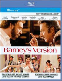 cover: Barney's Version (2010-Blu-ray)