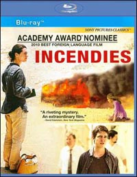 cover: Incendies (2010-Blu-ray)
