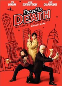 cover: Bored to Death: 2nd Season - d1/2