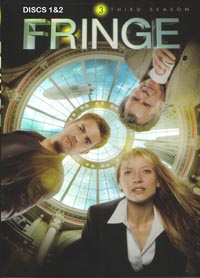 cover: Fringe: 3rd Season - d1-2/6