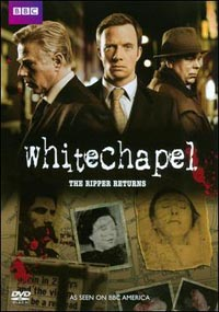cover: Whitechapel: 1st Season-The Ripper Returns (2009)